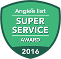 Angie's List Super Award 2016